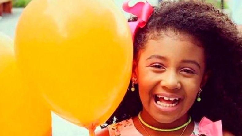 Río: muere una nena de 8 años en un operativo policial