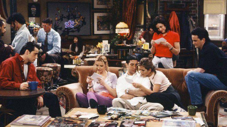 Las 10 escenas más memorables de Friends