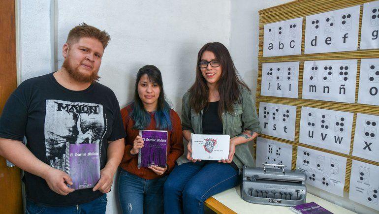Editorial inclusiva: publican libros en sistema braille