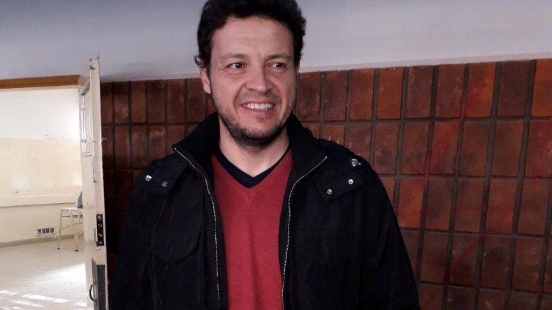 Lucas Ruiz destacó que su campaña fue muy a pulmón