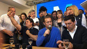 en vivo: los festejos del mpn por el triunfo en neuquen