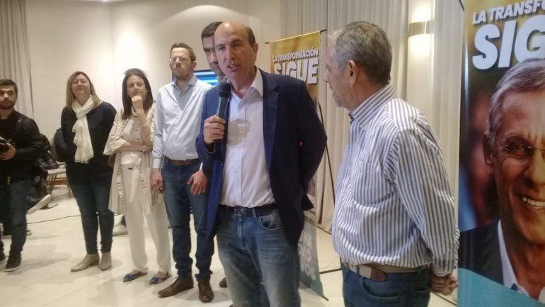 Bermúdez reconoció la derrota: Nos sorprendió la excelente elección que hizo Mariano