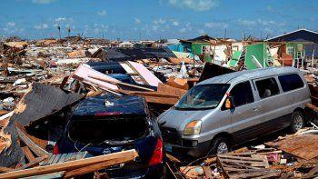 bahamas no para de sufrir debido al paso del huracan dorian