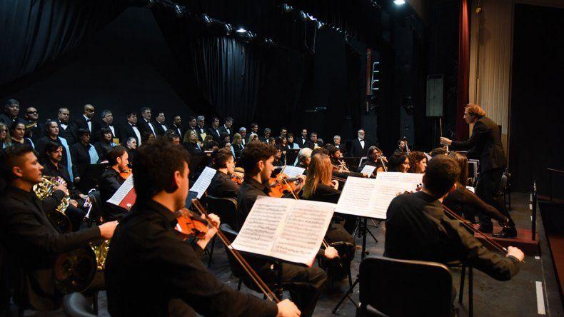 Más de mil personas disfrutaron del Coro Polifónico de Ciegos