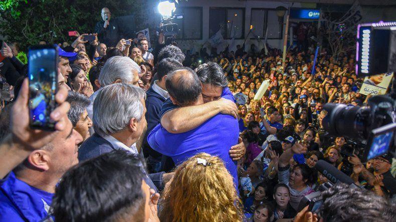 Las claves de un triunfo histórico para el MPN