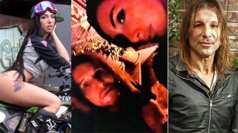 Caniggia y Sofía Bonelli ya no se ocultan: mirá las imágenes de su primera salida en público