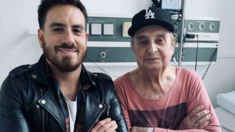 Santiago Bal fue internado por una neumonía y está en coma