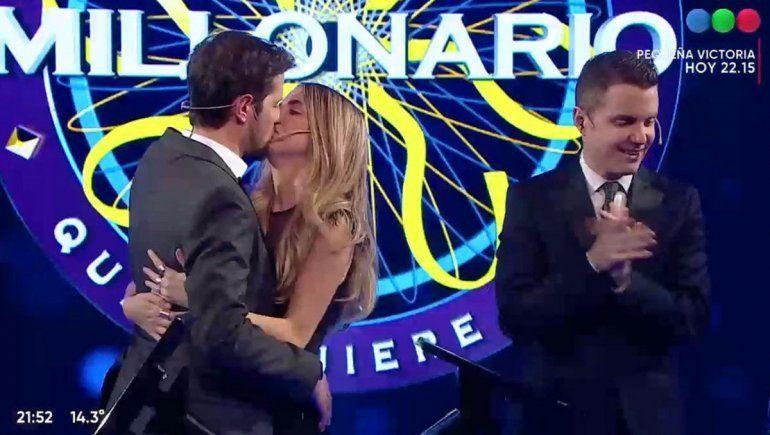 Giallombardo conmovió con su pedido de casamiento en TV pero sumó críticas en las redes