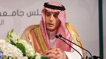 arabia saudita lanzo una advertencia de guerra contra iran