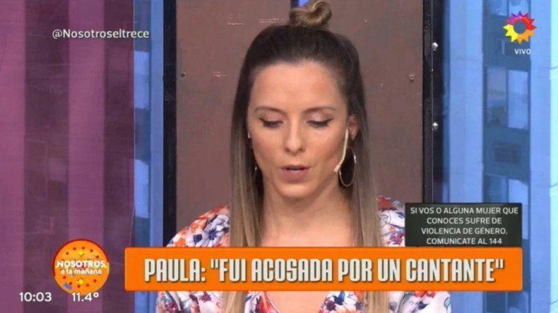 Axel en la mira: una periodista contó que se quiso propasar con ella en una entrevista