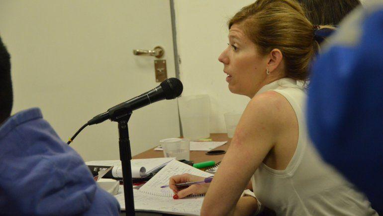 Amenazaron a la abogada defensora del femicida Escobar