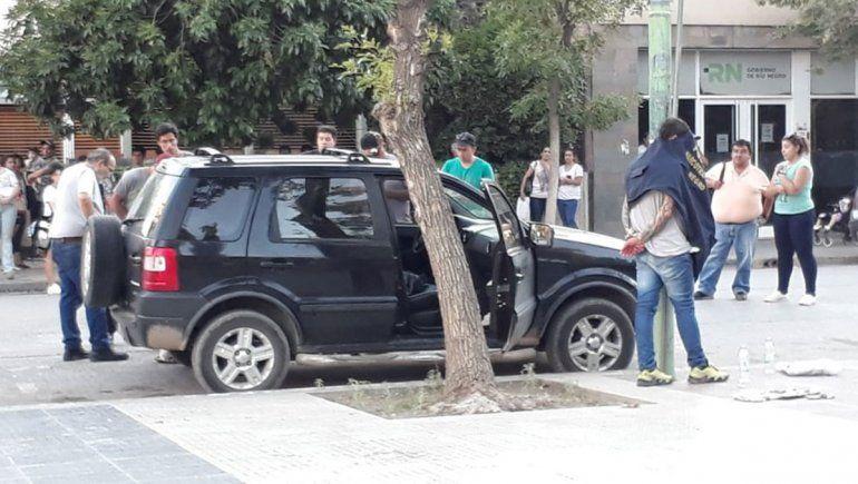 El líder de la banda narco Pollos Blancos irá 4 años a prisión