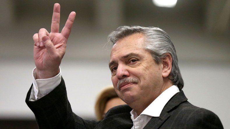 Fernández dijo que el país está virtualmente defaulteado
