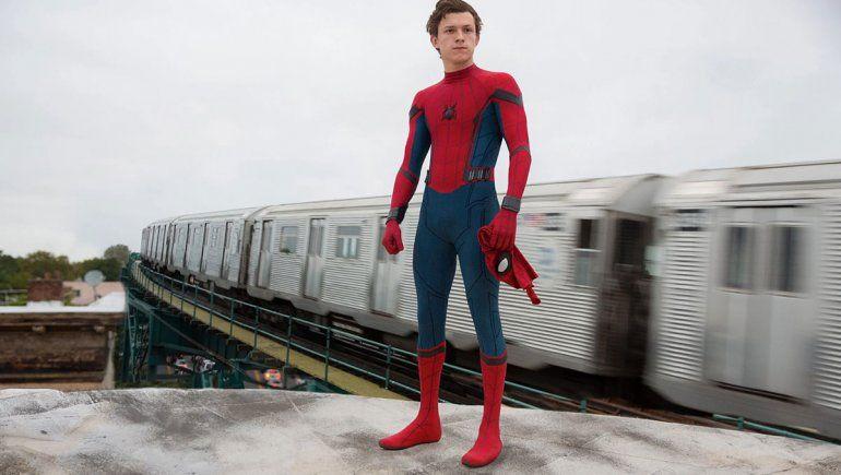 Spiderman en casa