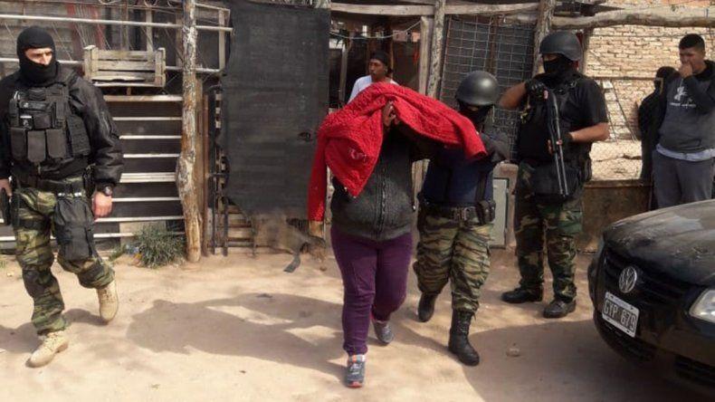 Hay 9 detenidos de la banda de los Campos Correa