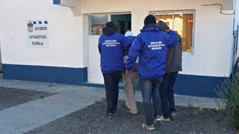 Un penitenciario y un militar lideraban una banda narco en Zapala