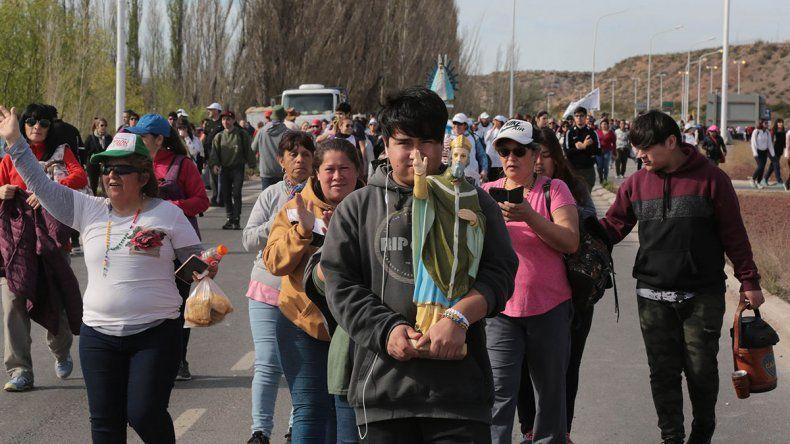 Sin peregrinación a Luján, habrá una celebracion virtual