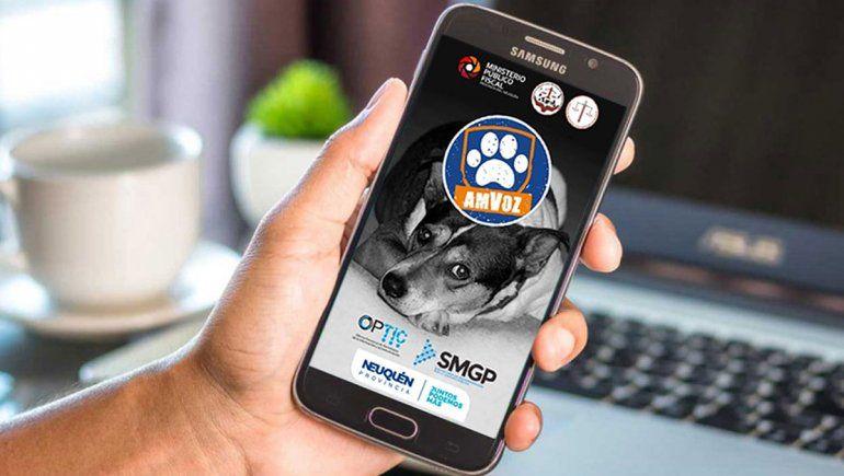Premio para la app neuquina contra el maltrato animal
