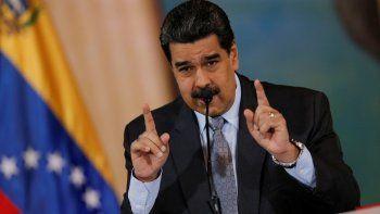 El presidente de Venexuela, Nicolás Maduro, durante una conferencia de prensa en Caracas, Septiembre 30, 2019. REUTERS/Manaure Quintero