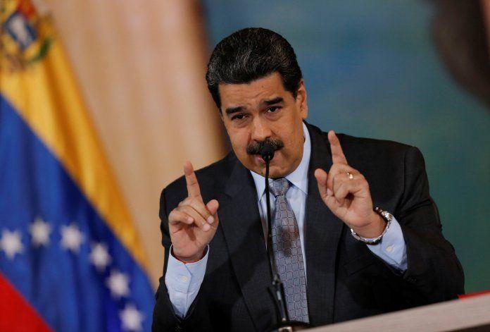El presidente de Venexuela