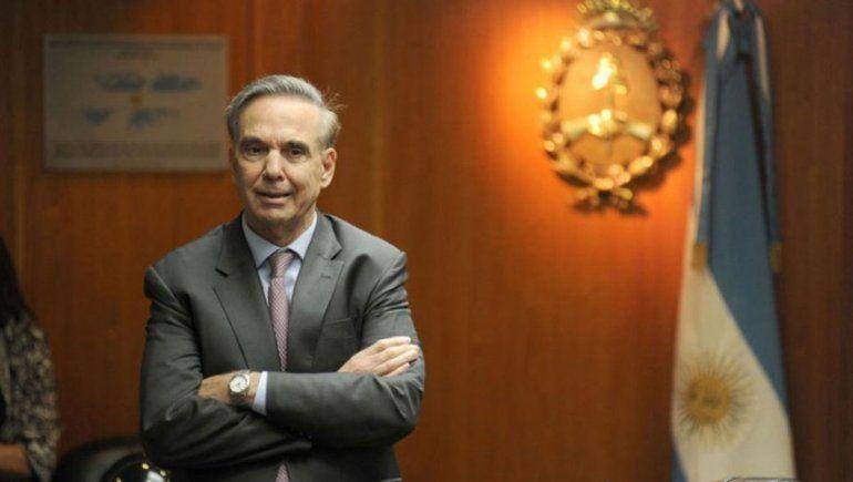 Pichetto adjudicó a la falta de fiscalización la diferencia en las PASO