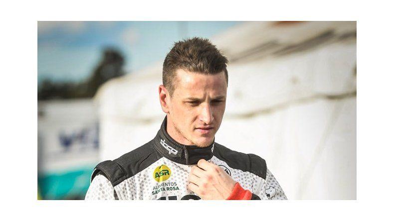 Franco Girolami es la nueva cara de Chevrolet en Mendoza