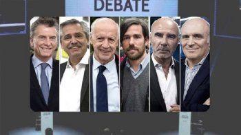 ¿quienes seran los periodistas que moderaran el debate de hoy?