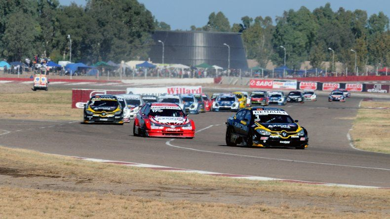 Los antecedentes del Súper TC2000 en Mendoza