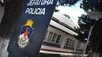 peralta asume la conduccion de la policia y debe definir la cupula