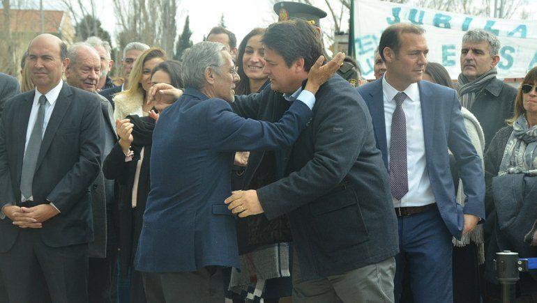 Ya está lista la comisión de transición de Quiroga a Gaido