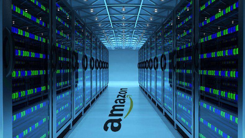 Amazon abriría un centro de datos en una ciudad bonaerense