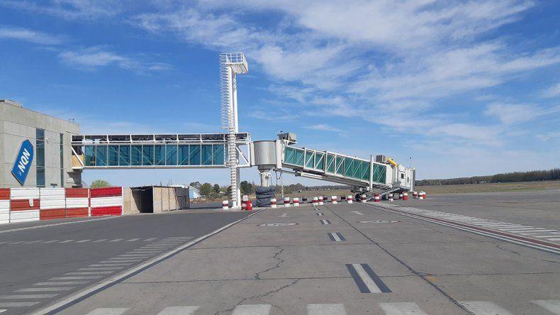 La devaluación retrasó más la ampliación del aeropuerto