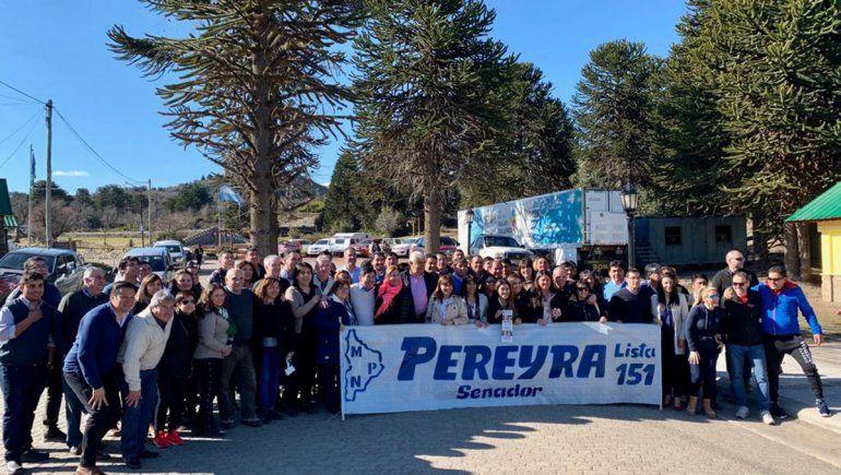 Elecciones nacionales: qué intendentes expresaron su apoyo a Guillermo Pereyra