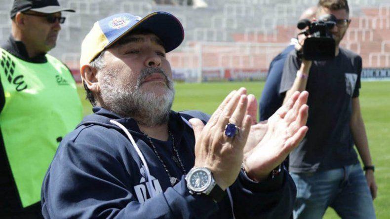 Festejo, peleas, vómito y Daniel Osvaldo: ¿Qué pasó en el cumpleaños de Maradona?