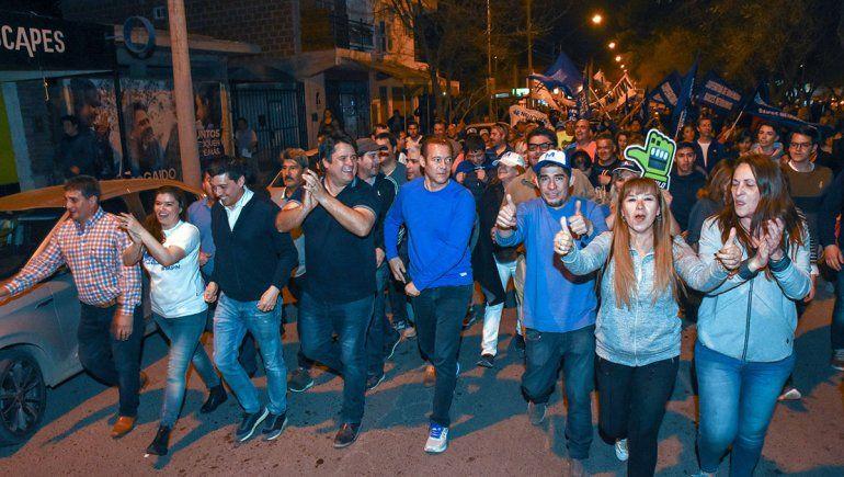 Gutiérrez se carga al hombro la campaña