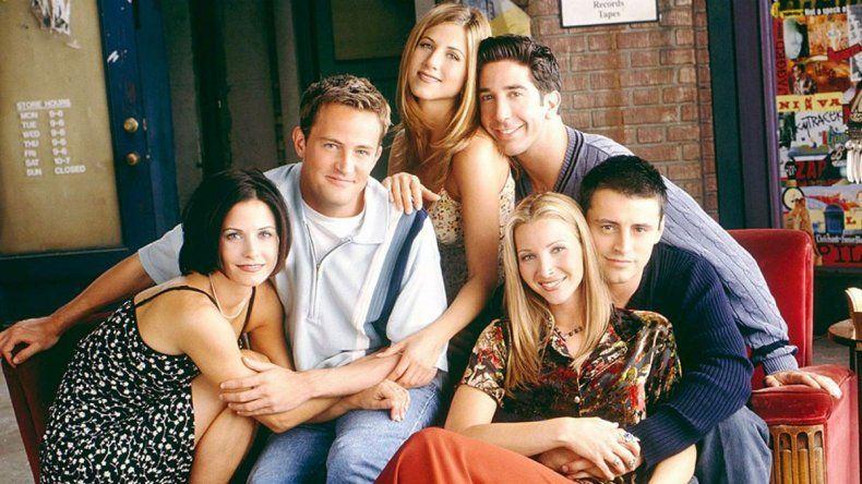 Friends llega a la gran pantalla para celebrar sus 25 años