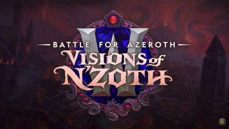 El parche 8.3 llega a World of Warcraft