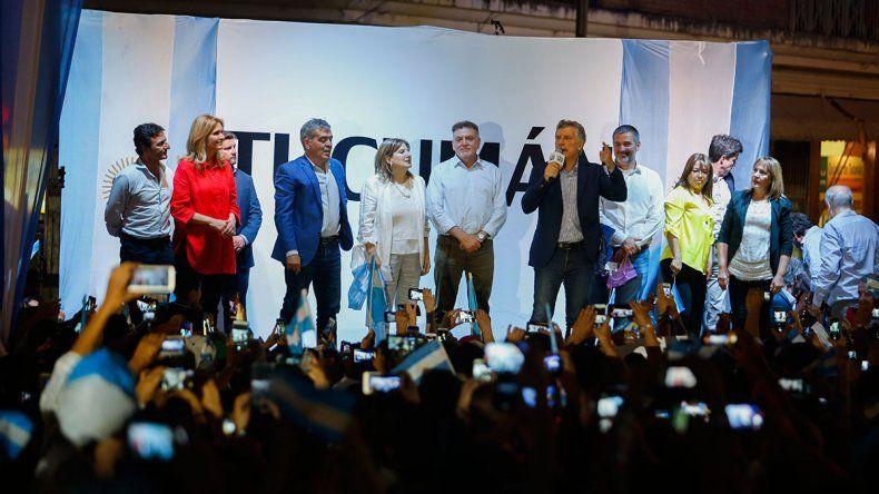 Sí, se puede: el tour electoral de Macri llega a Neuquén