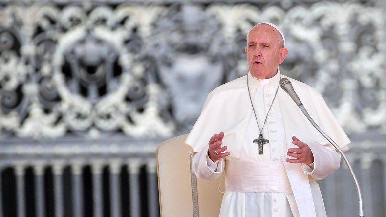 El Papa Francisco habló de los destratos de los argentinos