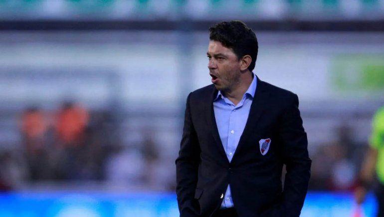 Gallardo: La Superliga es un deseo, no una cuenta pendiente