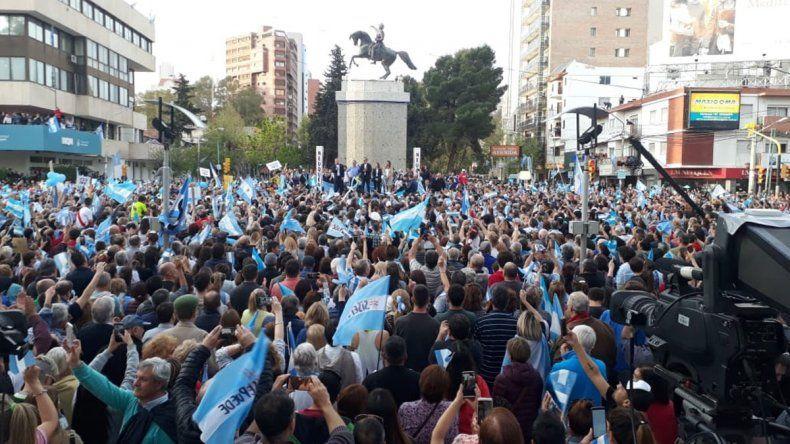 Mirá el discurso completo de Mauricio Macri en Neuquén
