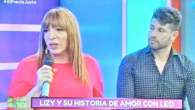¿Está midiendo?: El show de Lizy y su novio quebrado en llanto tras su reconciliación