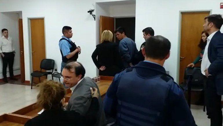 Crimen de Luciano: el acusado quedó en prisión preventiva