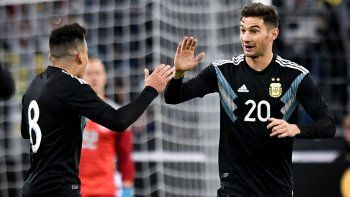 argentina dejo una buena imagen con alemania