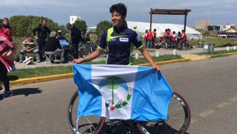 Juegos Evita: les robaron las bicis, consiguieron prestadas y lograron el bronce