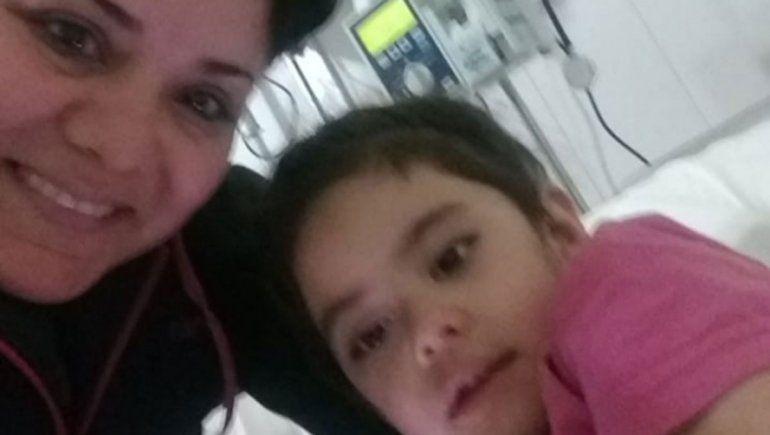 Le salvó la vida a una nena mientras patrullaba en Valentina Norte