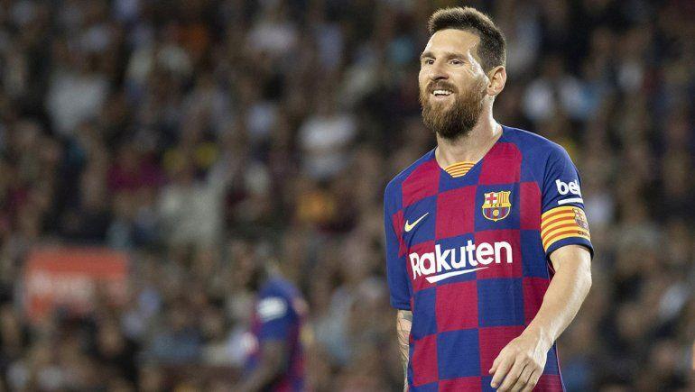 Messi reveló que es hincha de El Marginal