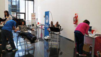 salen en busqueda de donantes voluntarios de sangre
