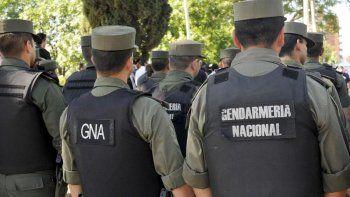 detienen a cuatro gendarmes por robarse diez kilos de droga