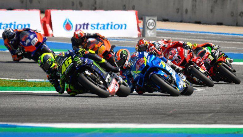 El Moto GP confirmó su vuelta a Brasil